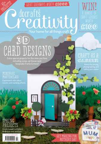docrafts® Creativity issue February 2016