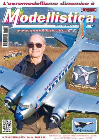 Modellistica International issue Modellistica Febbraio 2016
