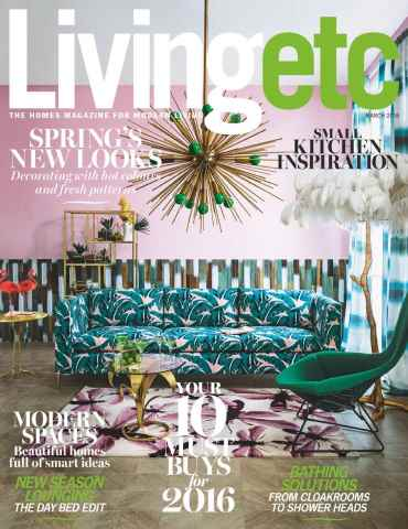 Living Etc issue March 2016