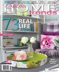 Canadian Home Trends issue Winter 2016