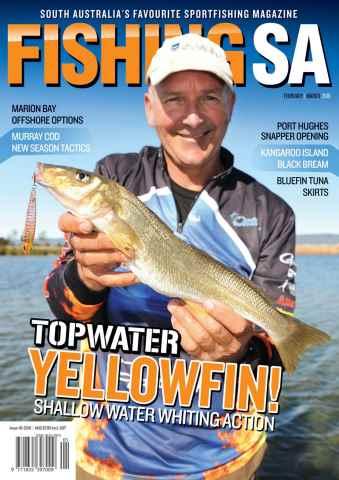 Fishing SA issue Fishing SA Feb/Mar 2016