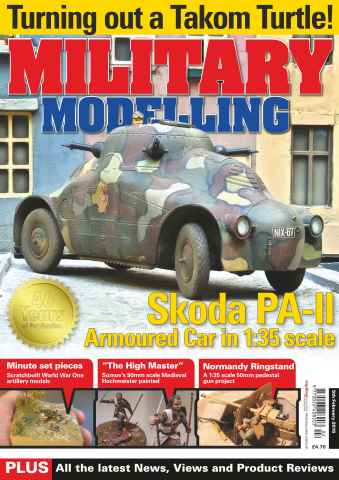 Military Modelling Magazine issue Vol46 No2