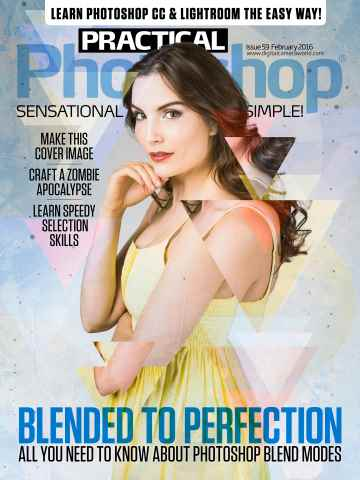 Practical Photoshop issue Issue 59