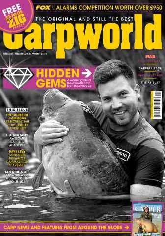 Carpworld issue Carpworld February 2016