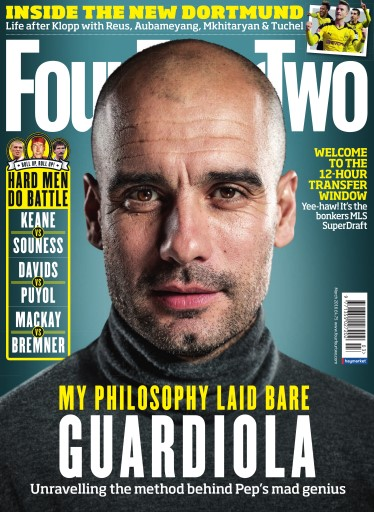 Four Four Two issue March 2016