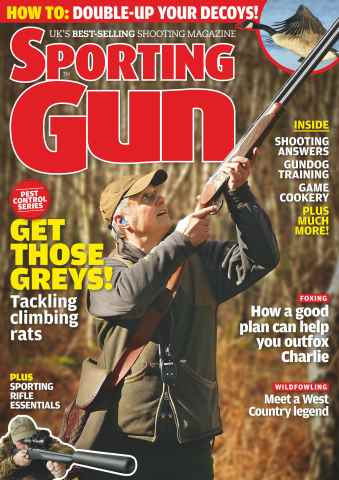 Sporting Gun issue March 2016