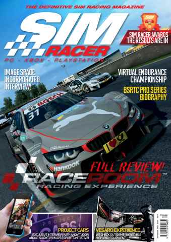 Sim Racer issue Vol 1 Iss 9