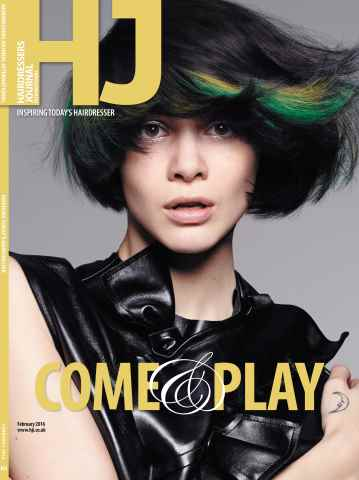 Hairdressers Journal issue February 2016