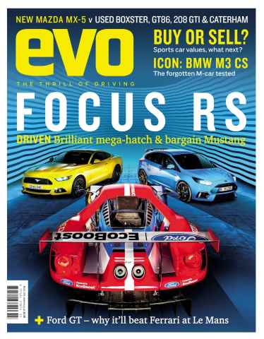 Evo issue March 2016