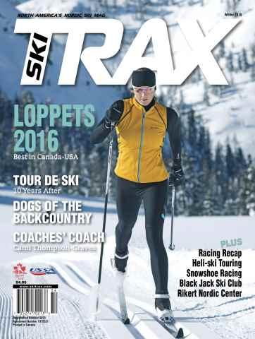 SkiTrax issue Winter 2015