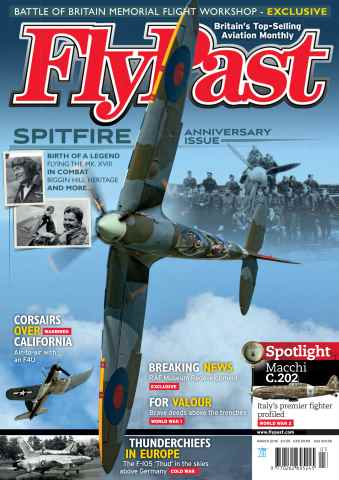 FlyPast issue March 2016