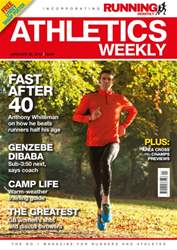 Athletics Weekly issue 28/01/2016