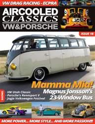 Aircooled Classics - VW & Porsche issue Issue18: Feb-Apr 16