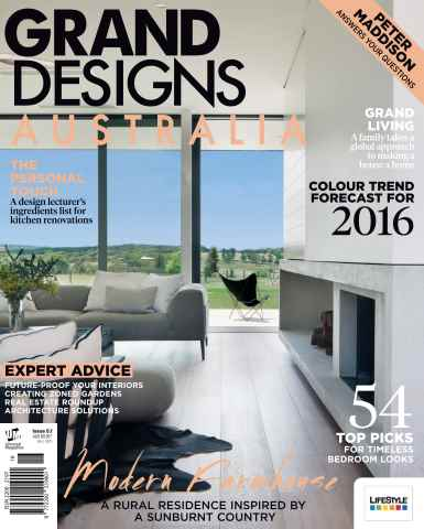 Grand Designs Australia issue Issue#5.1 - Jan 2016