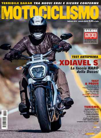 Motociclismo issue Motociclismo 2 2016
