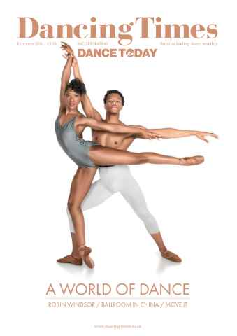 Dancing Times issue February 2016