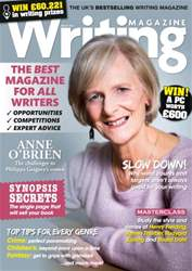 Writing Magazine issue March 2016