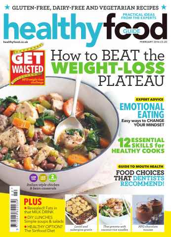 Healthy Food Guide issue February 2016