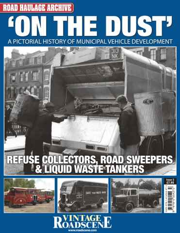 Road Haulage Archive issue No. 5 'On The Dust'