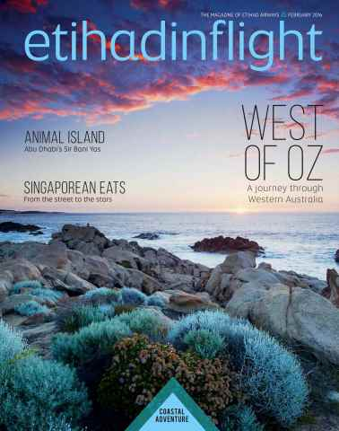 etihadinflight magazine issue February 2016