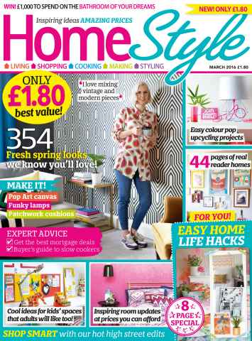 Homestyle issue March 2016