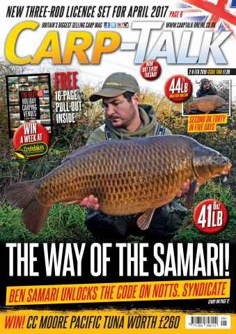 Carp-Talk issue 1108