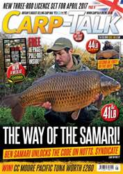 Carp-Talk issue 1108