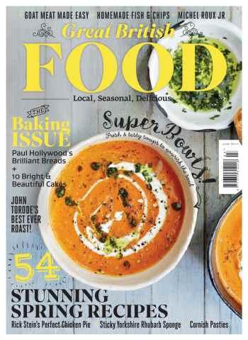 Great British Food issue Mar-16