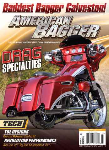 American Bagger issue March 2016