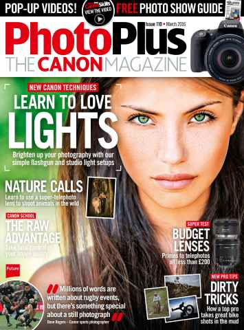 PhotoPlus issue March 2016