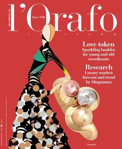 l'Orafo Italiano issue l'Orafo Italiano January 2016