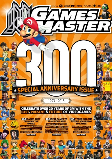 GamesMaster issue February 2016