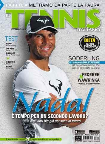 Il Tennis Italiano issue Il Tennis Italiano 2 2016