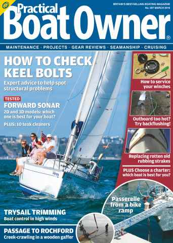 Practical Boatowner issue March 2016