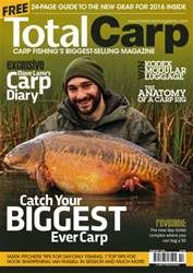 Total Carp issue February 2016