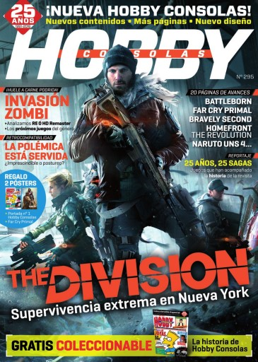 Hobby Consolas issue 295