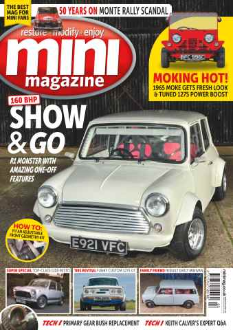 Mini Magazine issue No. 248 Show & Go