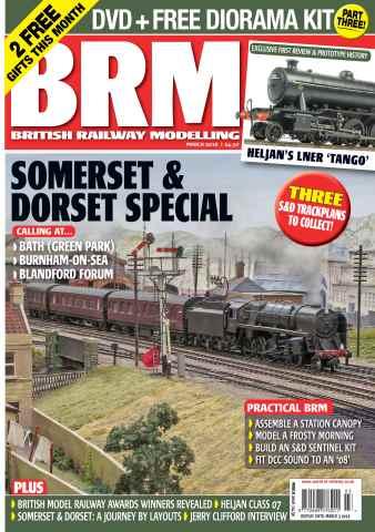 British Railway Modelling issue March 2016