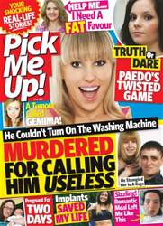 Pick Me Up issue 11th February 2016