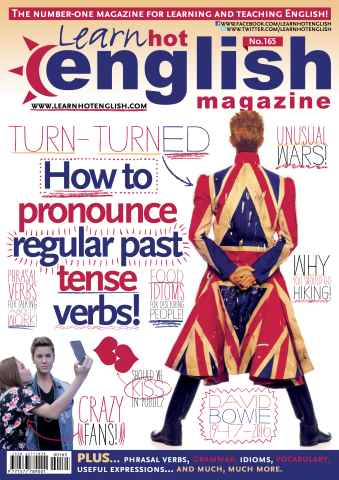Learn Hot English issue Hot English 165