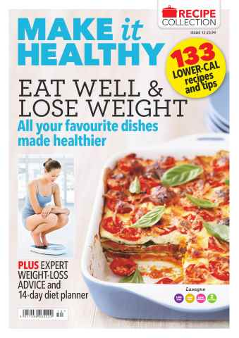 Healthy Food Guide issue Make It Healthy Issue 12: 133 Weight Loss Recipes & Tips