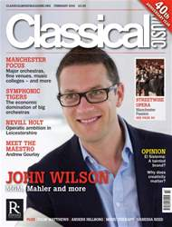 Classical Music issue February 2016