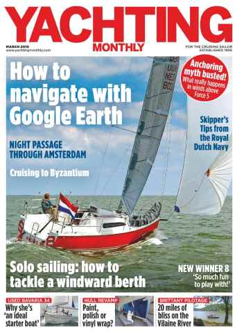 Yachting Monthly issue March 2016