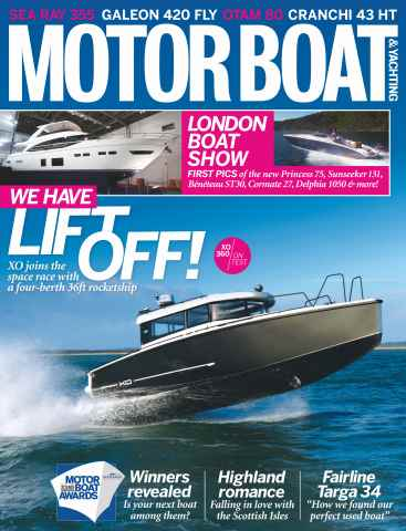 Motorboat & Yachting issue March 2016