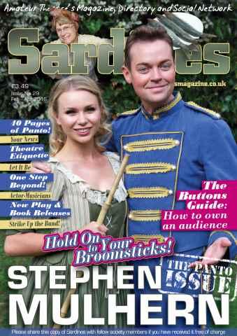 Sardines issue Issue no.29