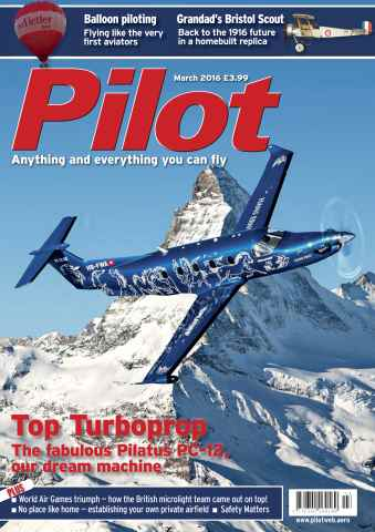 Pilot issue Mar-16