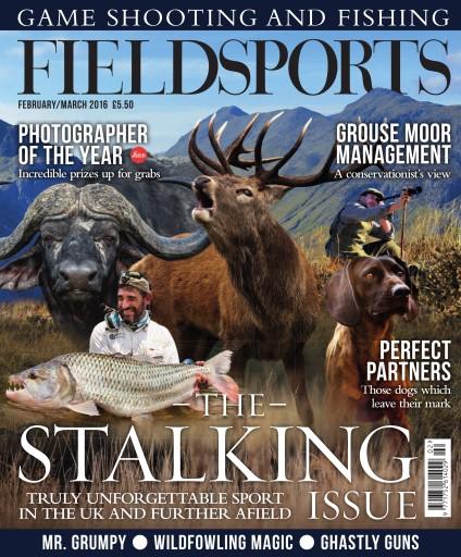 Fieldsports issue Fieldsports February/March 2016