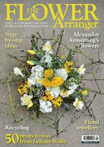The Flower Arranger issue Spring 16