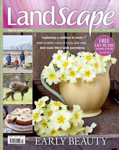 LandScape issue Mar/Apr 2016