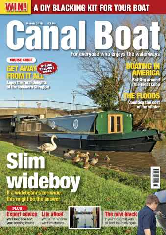Canal Boat issue Mar-16